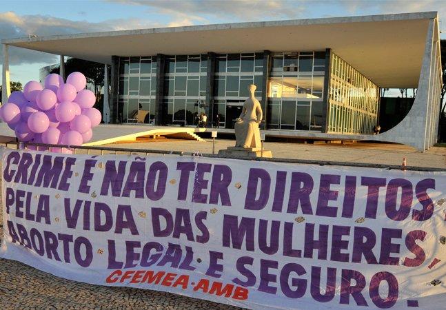 Ação que pode levar à efetiva legalização do aborto no Brasil acaba de chegar ao STF