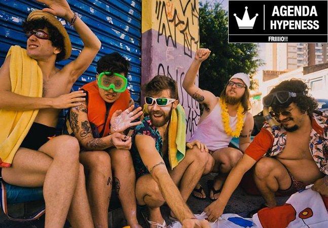 Agenda Hypeness: festas, shows e cinema para rebater a frente fria em São Paulo e no Rio