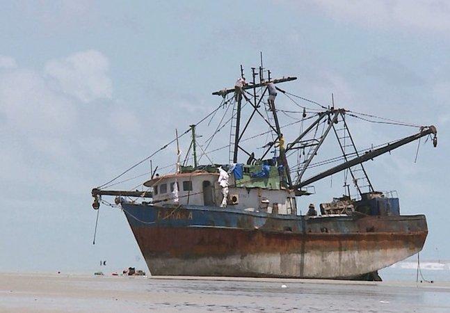 Um 'navio fantasma' foi encontrado no Maranhão e o que se sabe até agora sobre ele é totalmente instigante
