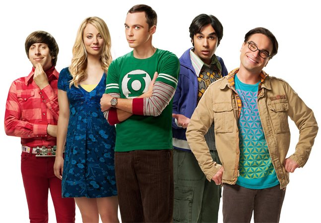 """Protagonistas de """"The Big Bang Theory"""" diminuem o próprio salário para oferecer aumento a colegas"""