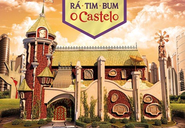 Memorial da América Latina vai ganhar reconstrução do Castelo Rá-Tim-Bum