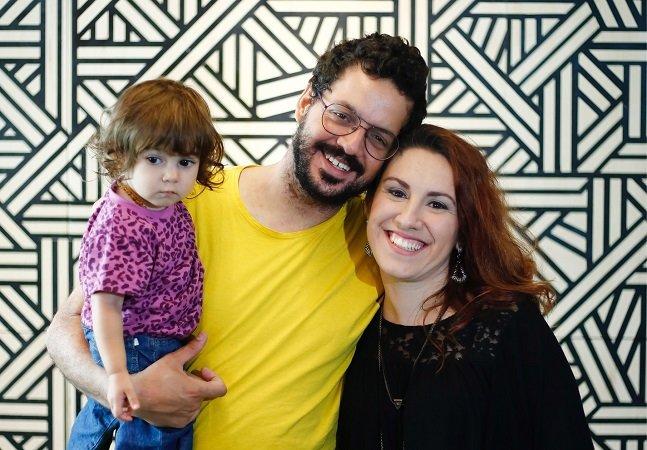 Com a chegada da filha, casal cria plataforma e eventos para famílias com criança em SP