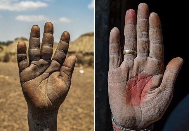 Fotógrafo conta a história de vida das pessoas através de fotos das suas mãos