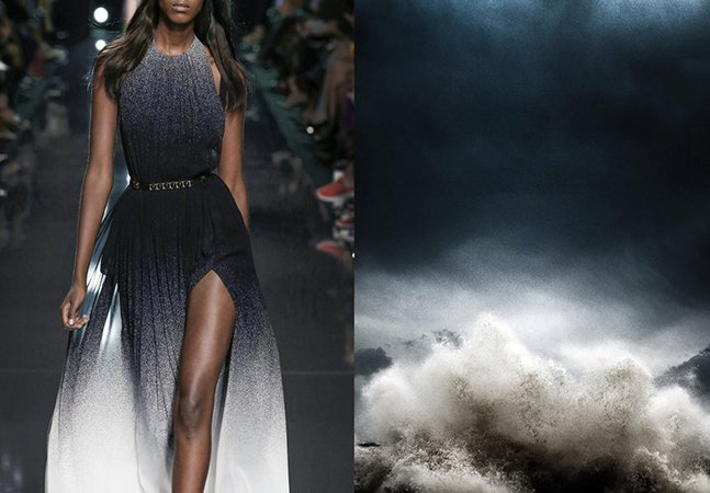 Essa série de fotos é a prova de que a moda e o design são profundamente inspirados pela natureza