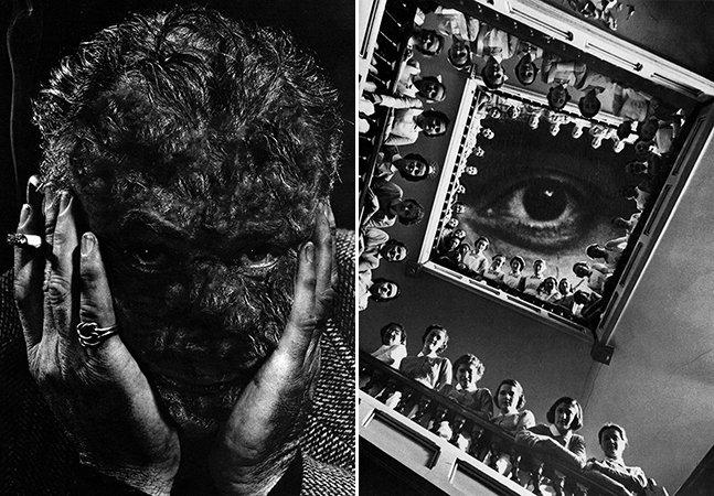 Artista belga retrata fobias incomuns através de colagens perturbadoras