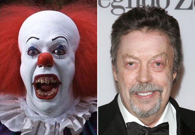Como são os atores que interpretam vilões e monstros de filmes de terror na vida real