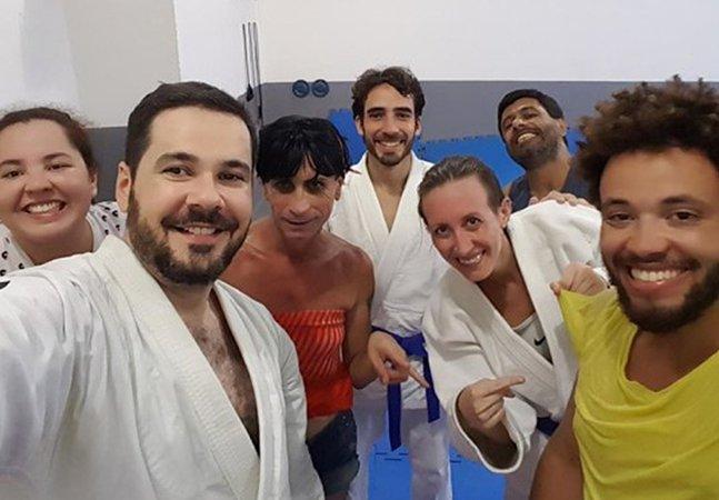 Academia de Krav Maga no Rio de Janeiro oferece aulas de defesa pessoal para LGBTs