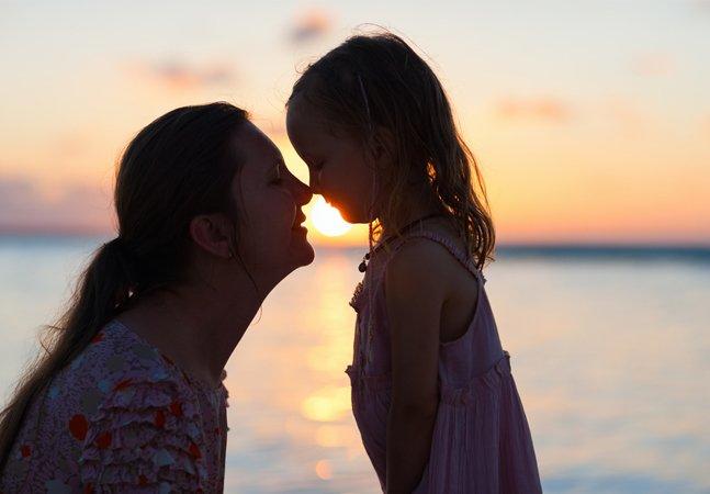A poderosa resposta desta garotinha abandonada pelo pai ao saber que ele tinha outra família