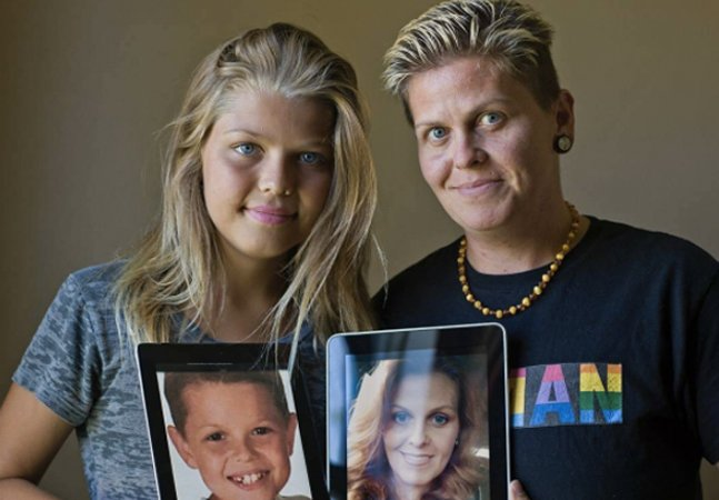 Pai se inspira na filha trans e ganha coragem para realizar também sua transição de gênero