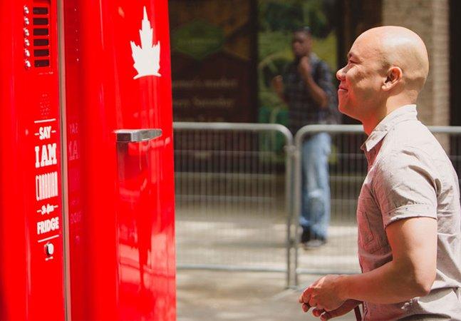 [Vídeo] Cerveja canadense encontra maneira genial de mostrar como imigrantes são importantes para o país