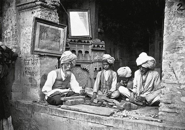 Índia, 1921 © Maynard Owen Williams