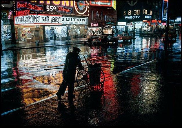 Nova Iorque, 1963 © Thomas Nebbia
