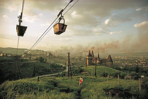 Romênia, 1974 © Winfield Parks