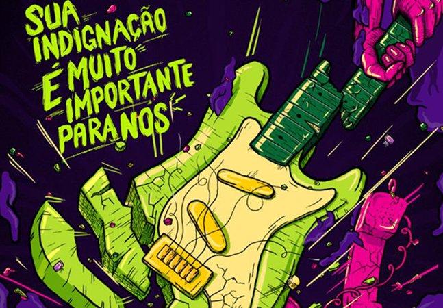 'Reclame aqui' cria festival de rock em frente a empresas que mais deixam clientes em espera no Brasil