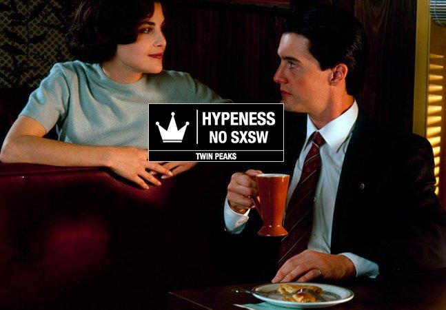 O seriado cult Twin Peaks está de volta e estará no SxSW com sua famosa torta de cereja e café gratuitos