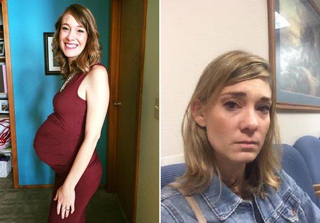Mãe conta sua história de aborto espontâneo para lembrar outras mulheres de que não estão sozinhas