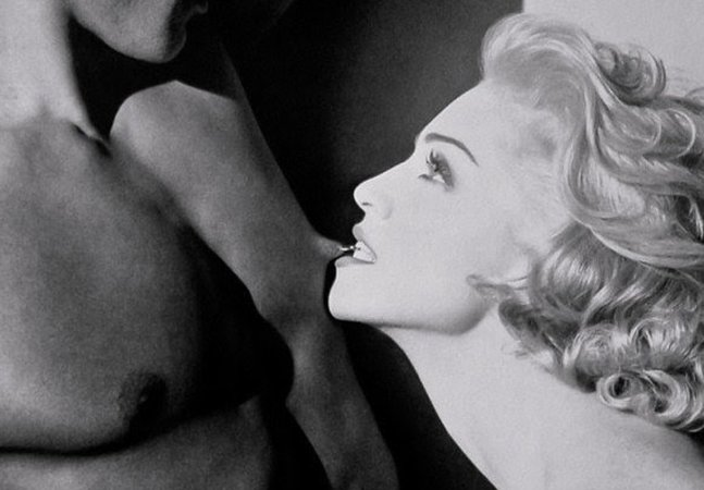 As raras fotografias que não entraram no icônico e polêmico livro erótico 'Sex', de Madonna