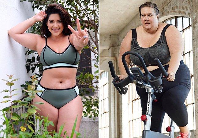 Essas fotos sem Photoshop mostram o que todas as marcas de roupa de banho deveriam aprender