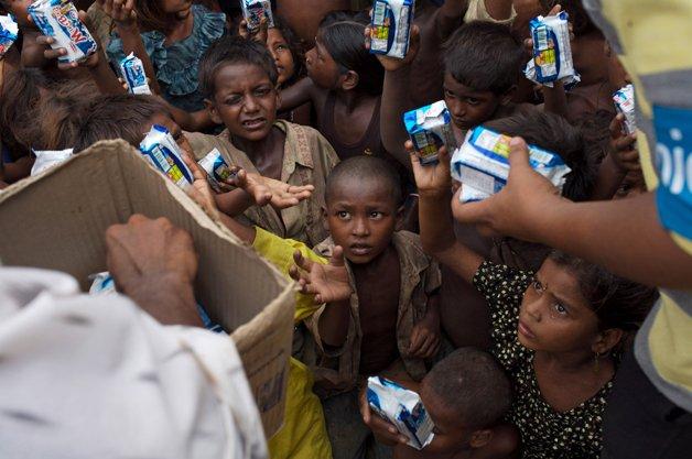 UNICEF/ HQ07-1260/Tom Pietrasik
