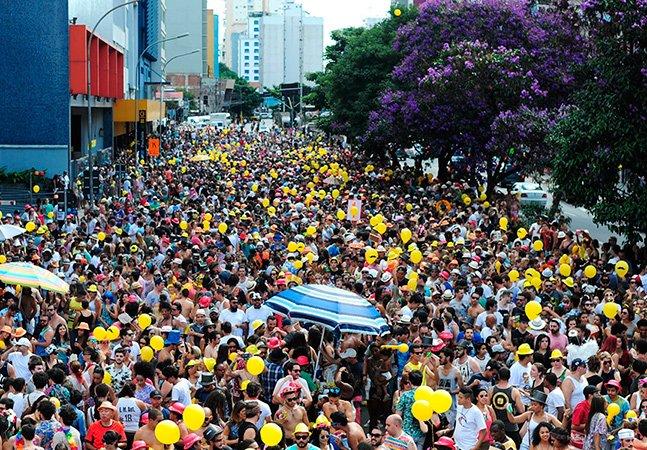 O Carnaval não acabou: confira os blocos que ocupam as ruas de SP até dia 11
