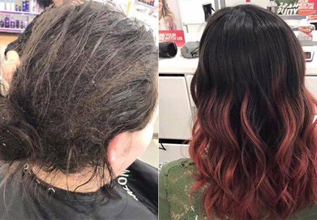 Como uma cabeleireira ajudou uma mulher a superar uma depressão profunda