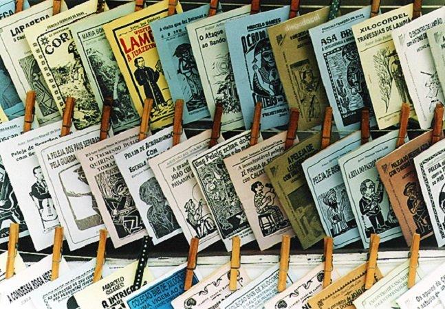 Este site disponibiliza um acervo raro e gratuito com mais de 2 mil obras de literatura de cordel
