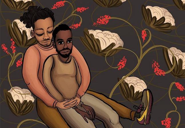 Ilustrador de família muçulmana cria um mundo sem racismo, machismo, homofobia e preconceito