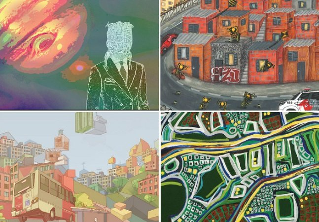 Projeto convida 96 artistas para retratar os 96 distritos de São Paulo