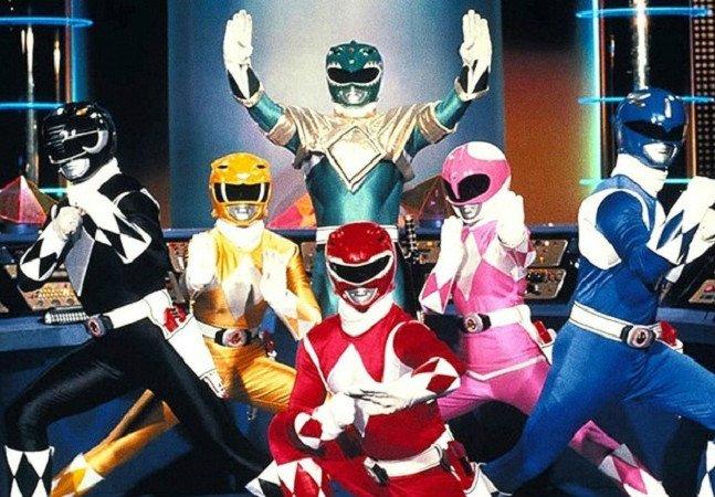 Serviço de streaming exibirá maratona de 16 dias com TODOS os episódios de Power Rangers