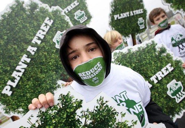 Este adolescente plantou 14 bilhões de árvores em mais de 130 países