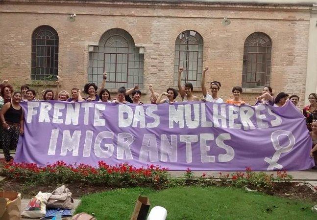 Mulheres imigrantes e refugiadas agitam o 8 de março com agenda intensa em São Paulo