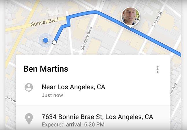 Google lança ferramenta para ajudar a encontrar amigos no meio de multidões