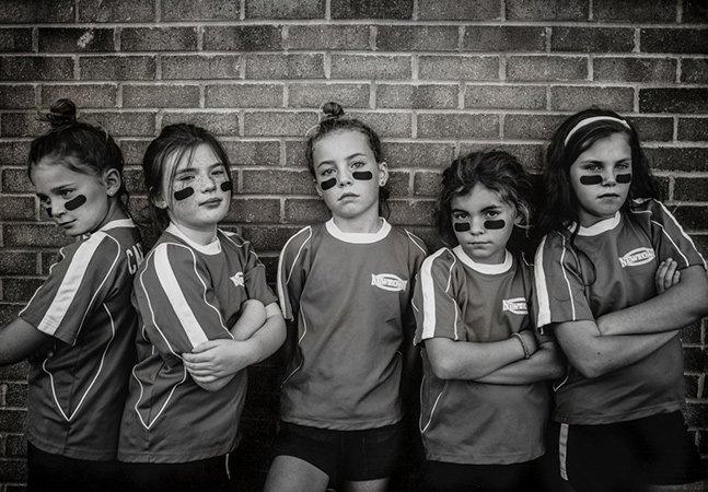 Esta série de fotos é a prova de que a beleza das meninas e mulheres está em sua força