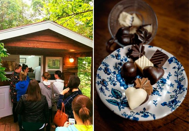 Como o chocolate ajudou esta família de refugiados sírios a se reerguer no Canadá
