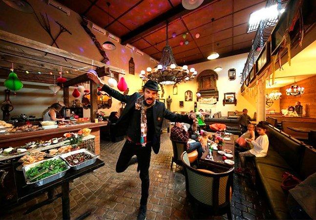 NY ganha restaurante de massas inspirado no universo Harry Potter
