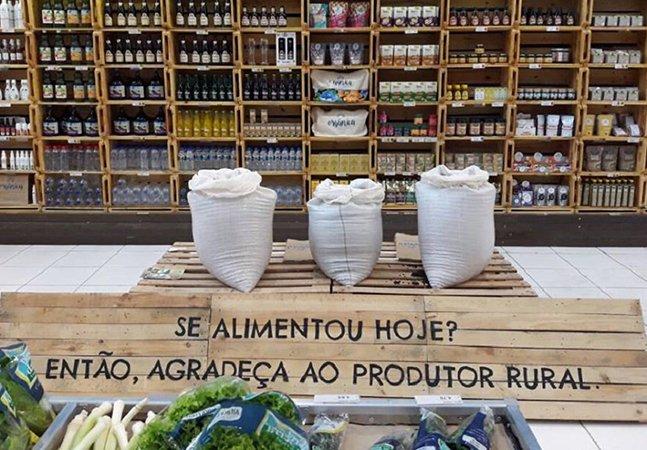 Já abriu o primeiro supermercado 100% orgânico e sustentável de São Paulo