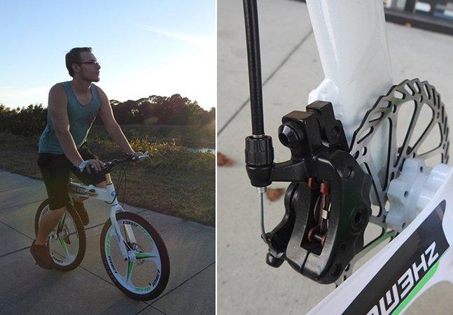Entenda como funciona a bike que não usa corrente ou correia
