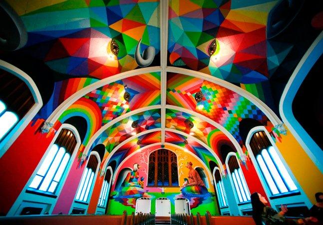 Igreja da maconha será inaugurada nos EUA ainda em abril