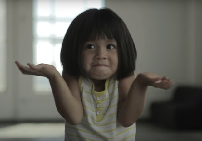 [Vídeo] Adultos e crianças respondem: 'o que você mudaria no seu corpo'?