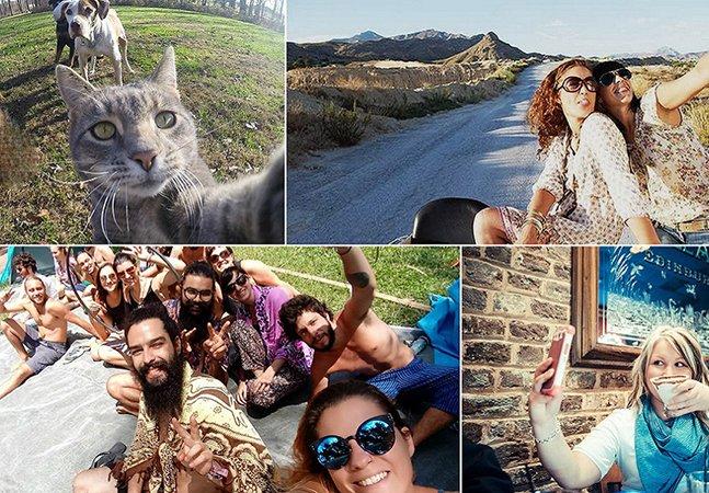 5 momentos da vida em que uma boa selfie faz toda a diferença; e como tirá-la