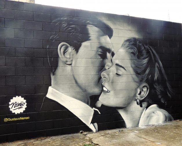 Nenão Hollywood Wall
