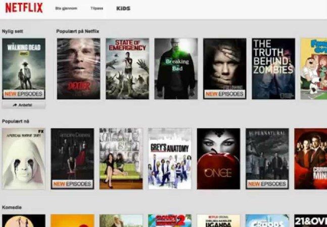 Netflix libera recurso para  download de filmes e séries no PC