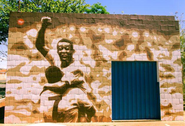 Praça Esporte Parque Primavera Campinas Foto Christian Camilo