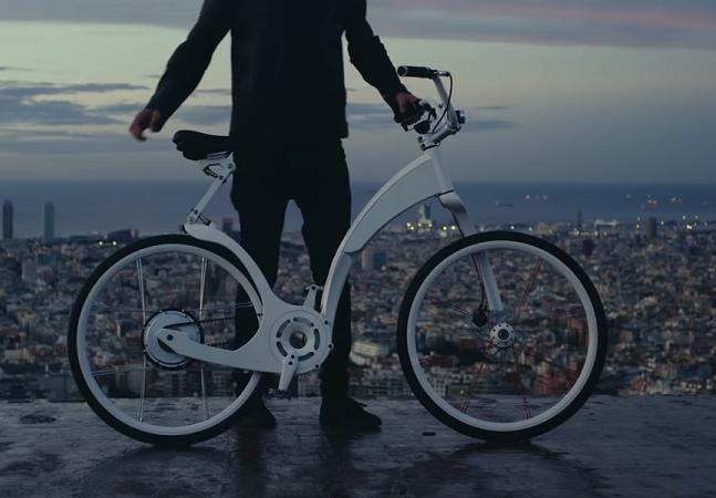 Essa bike dobrável pode ser o futuro do transporte nas cidades