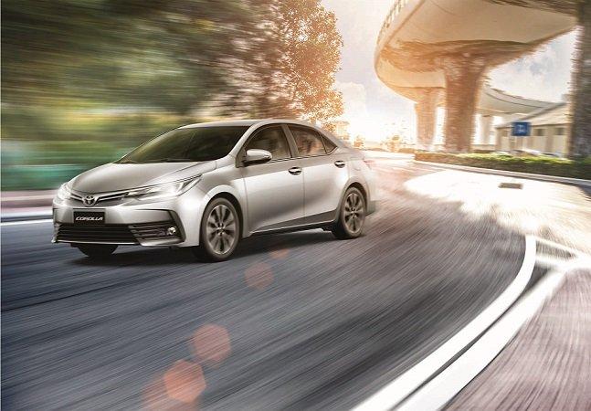 Moderno e confortável, o novo Corolla tem a cara do seu próximo carro de passeio