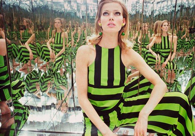 Estas fotografias dos anos 1960 são a prova de que na moda o futuro e o passado estão sempre juntos