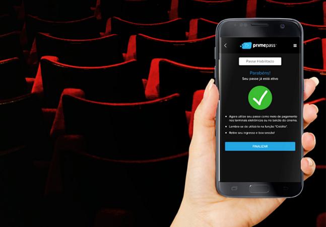 Serviço por assinatura permite ir ao cinema todos os dias por R$ 59,90 mensais