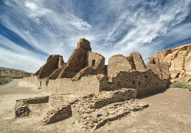 Pueblo Bonito, o povoado onde viveu uma sociedade pré-colombiana comandada por mulheres