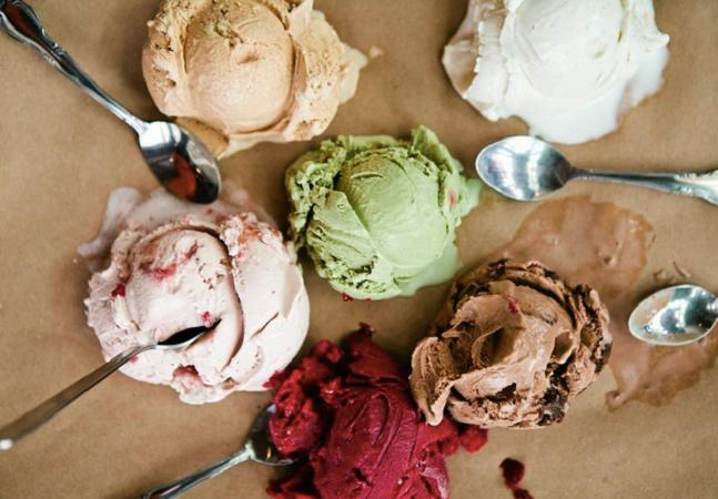 Esta sorveteria reaproveita ingredientes que iriam para o lixo para criar novos sabores
