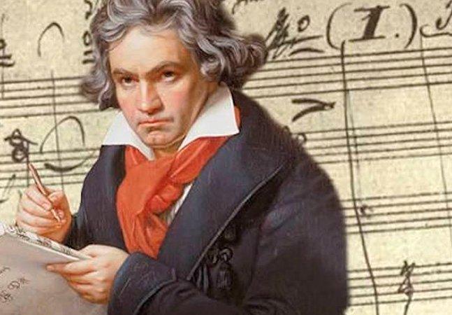 Células tumorais expostas à Quinta Sinfonia de Beethoven diminuíram ou morreram